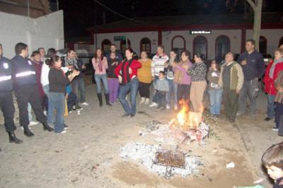 Villa del Río se vuelca en la Candelaria