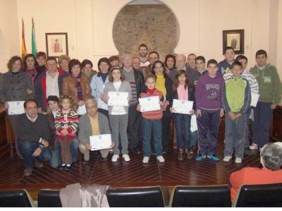 Finaliza la formación del curso 2009 del Guadalinfo de Villa del Río