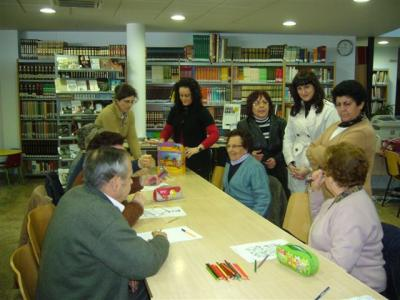 Silvia Cañero valora el programa de alzheimer de Pedro Abad