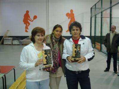 Éxito del Club de Pádel de Villa del Río en Marmolejo