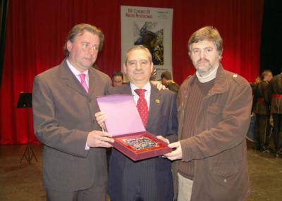 Antonio Criado, nombrado Cofrade del Año en Montoro