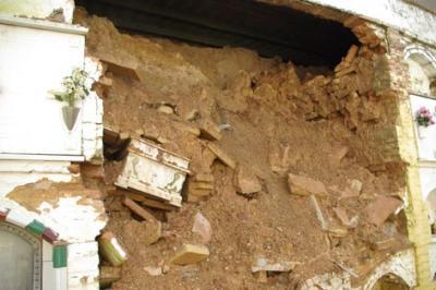 Los daños por las lluvias superan los 10 millones de euros en el Alto Guadalquivir