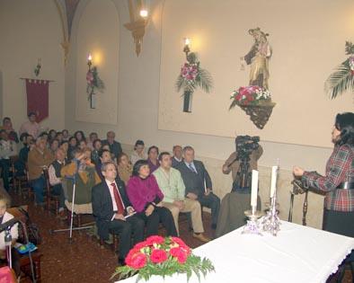 Buen ambiente en la exaltación de la saeta en Montoro